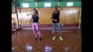 Don omar - Te Quiero Pa Mi (Ft. Zion & Lennox) zumba freestyle