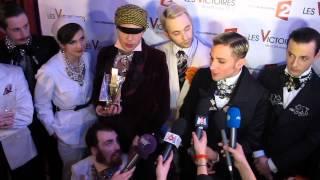 Victoire de la Musique 2014 : La Femme, victoire révélation