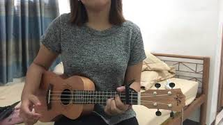 I'm Yours - Jason Mraz | ukelele cover | Jimilyn