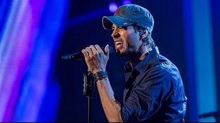 [HD] Enrique Iglesias - 'I'm A Freak' - The Voice UK 2014 - The Live Semi Finals