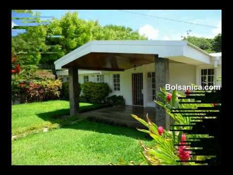 Alquiler de casas en Altos de Santo Domingo, Managua (Nicaragua)