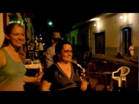 Parte II, Celebración Fiesta de Fin de Año en León, Nicaragua, Bienvenido 2013
