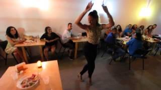 NUT CAFÉ E ARTE - Samba - Eliza Xavier - 1º Encontro de Cultura e Arte