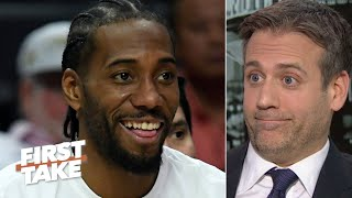 Max Kellerman on Kawhi's Uncle Dennis: The NBA can't monitor free-agency requests | First Take