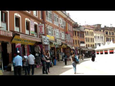 SANY0739.MP4 BoudhaNath Stupa Movie