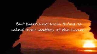 Mind over matters of the heart - Restless heart