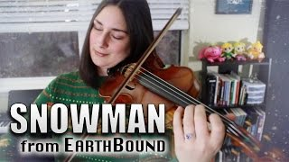 Snowman (EarthBound / Mother)  - String Quartet cover