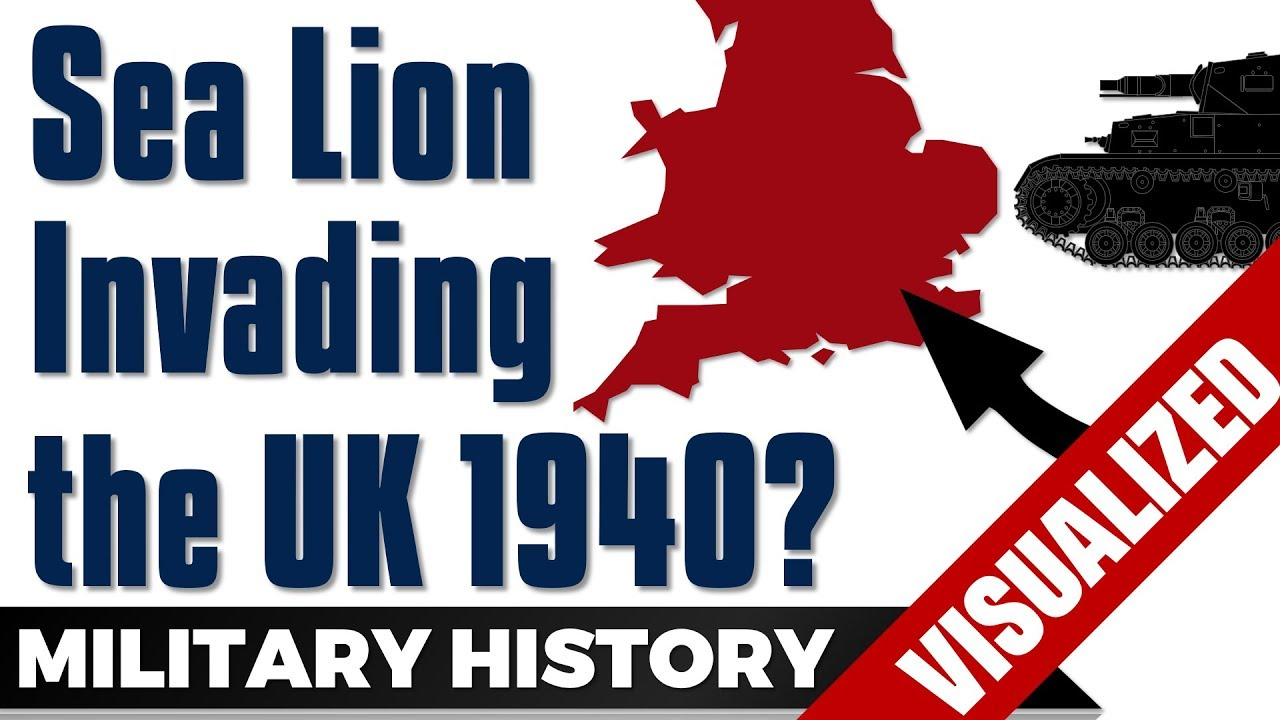 Sea Lion : Why not just Invade the UK in 1940?