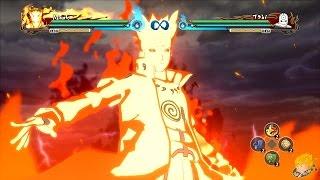 Naruto Shippuden: Storm Revolution - All Awakenings/Transformations【FULL HD】