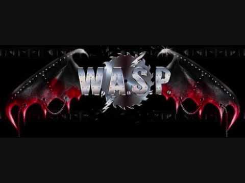 Paint In Black  de W A S P Letra y Video