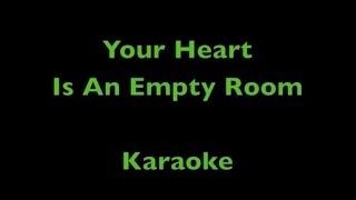 Your Heart Is An Empty Room - Karaoke - Death Cab For Cutie