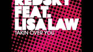 Redsky Feat. Lisa Law - Takin' Over You (Radio Edit).