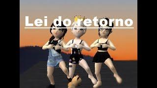 Coreografia - MC Don Juan e MC Hariel - Lei do Retorno (Ft.Ariany & Step)