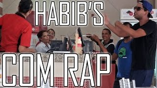 PEDINDO HABIB'S COM RAP