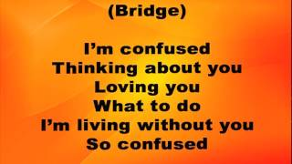 Miss Kelz: Confused (Lyrics)