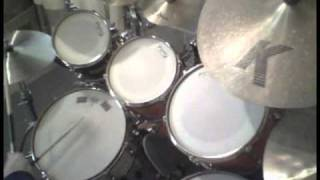 "Great Drum Grooves 13 - Gary Mallaber in Steve Miller Band's ""Take the Money and Run"""