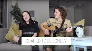 SCARED TO BE LONELY (Cover) Joanna Simon & Steffan Argus