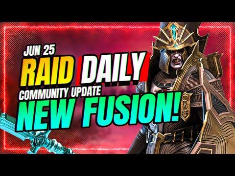 NEW FUSION NEXT WEEK?! | RAID Shadow Legends
