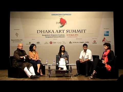 Dhaka Art Summit Talks – The emergence of South Asian Art – Bangladesh and Future – Part 4