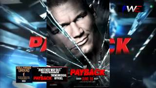 "WWE Payback Official Theme Song - ""Another Way Out"" - Hollywood Undead - [HD] [FWE]"
