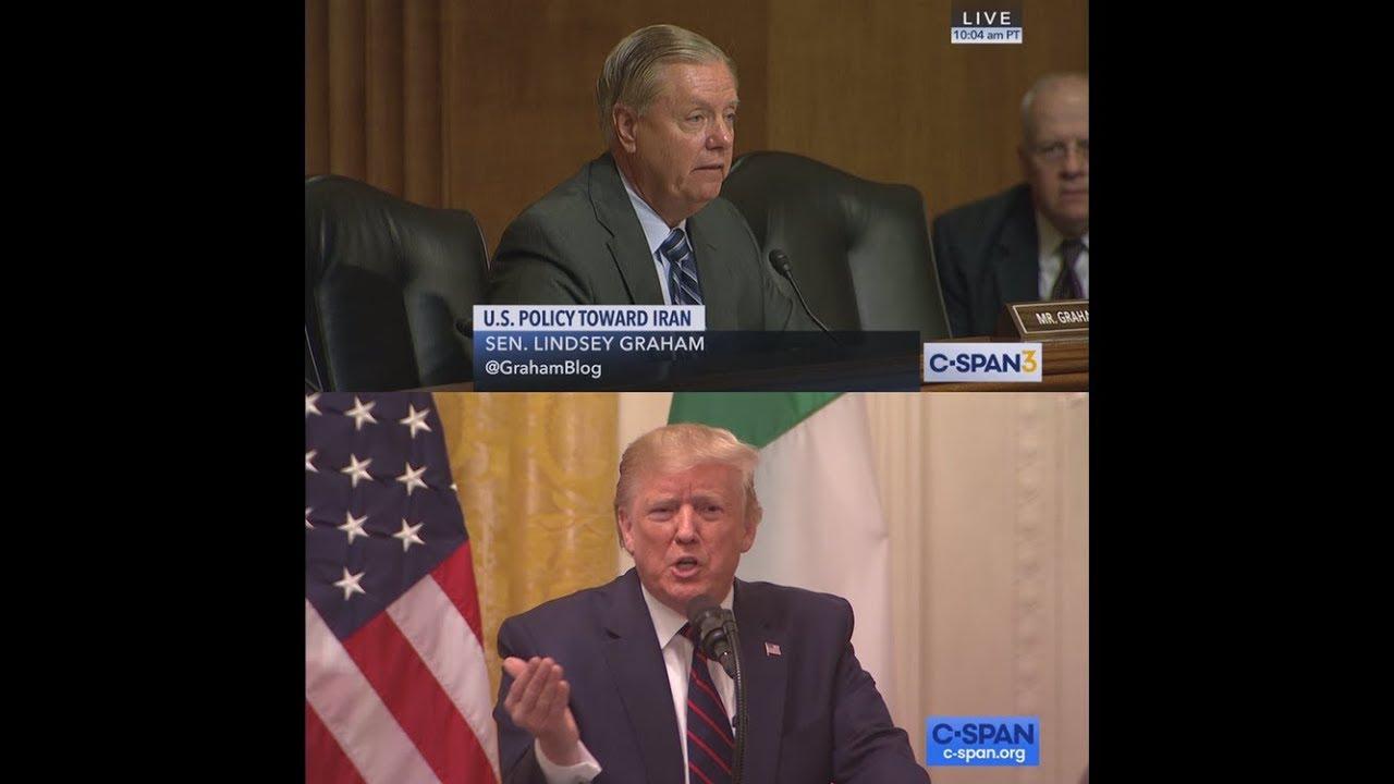 President Trump responds to Senator Graham Statement