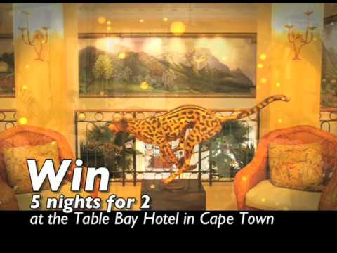 Win 5 nights in Cape Town
