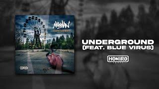 MadMan feat. Blue Virus - 11 - Underground [prod. Ombra]