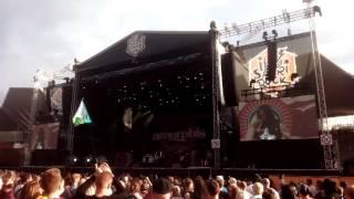 Amorphis in Ilosaarirock 2016 - Silver Bride