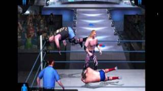 Steve Austin gets and Unknown Move - 2 in Smackdown Here Comes the Pain