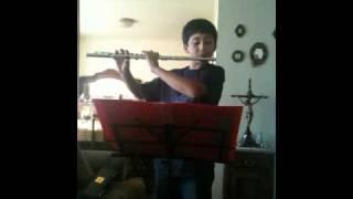 Maximiliano Muñoz Avendaño Oboe de Gabriel