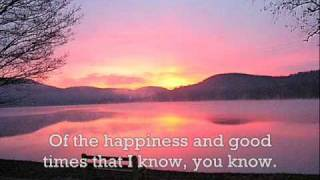 James Taylor - Something In The Way She Moves (with lyrics!)