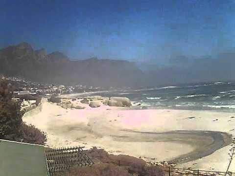 Timelapse Video – Glen Beach & Camps Bay – 29/03/2011