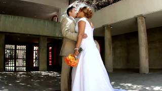 Sandy + Vincent Wedding Highlights Mariah Carey