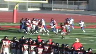 Ayala HS Freshman Beat Los Altos 40 to 15