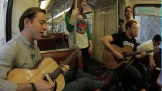 """Bombay Bicycle Club """"Shuffle"""" - A Trolley Show (live performance)"""