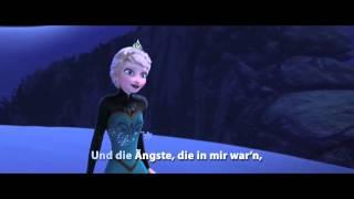 HD Lass Jetzt Los Die Eiskönigin Karaoke Frozen Deutsch/German Instrumental