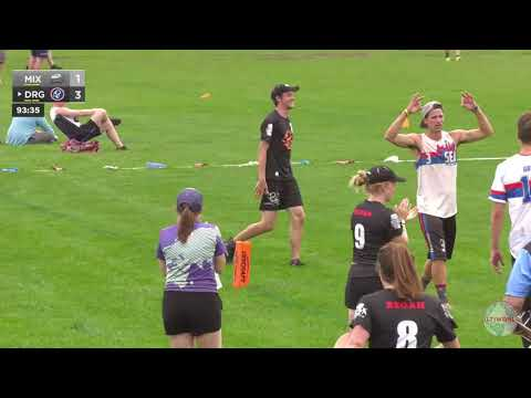 Video Thumbnail: 2019 U.S. Open Club Championships, Mixed Crossover: Minneapolis Drag'n Thrust vs. Seattle Mixtape