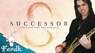 "FINAL FANTASY VIII - ""Don't Be Afraid""【Metal Guitar Cover】 by Ferdk"