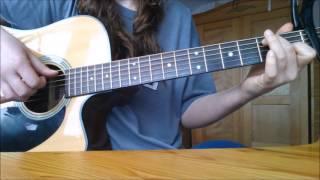 Elsa Kopf - Days and Moony guitar cover