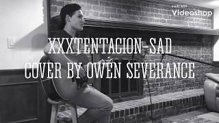 Cover song sad by xxxtentacion