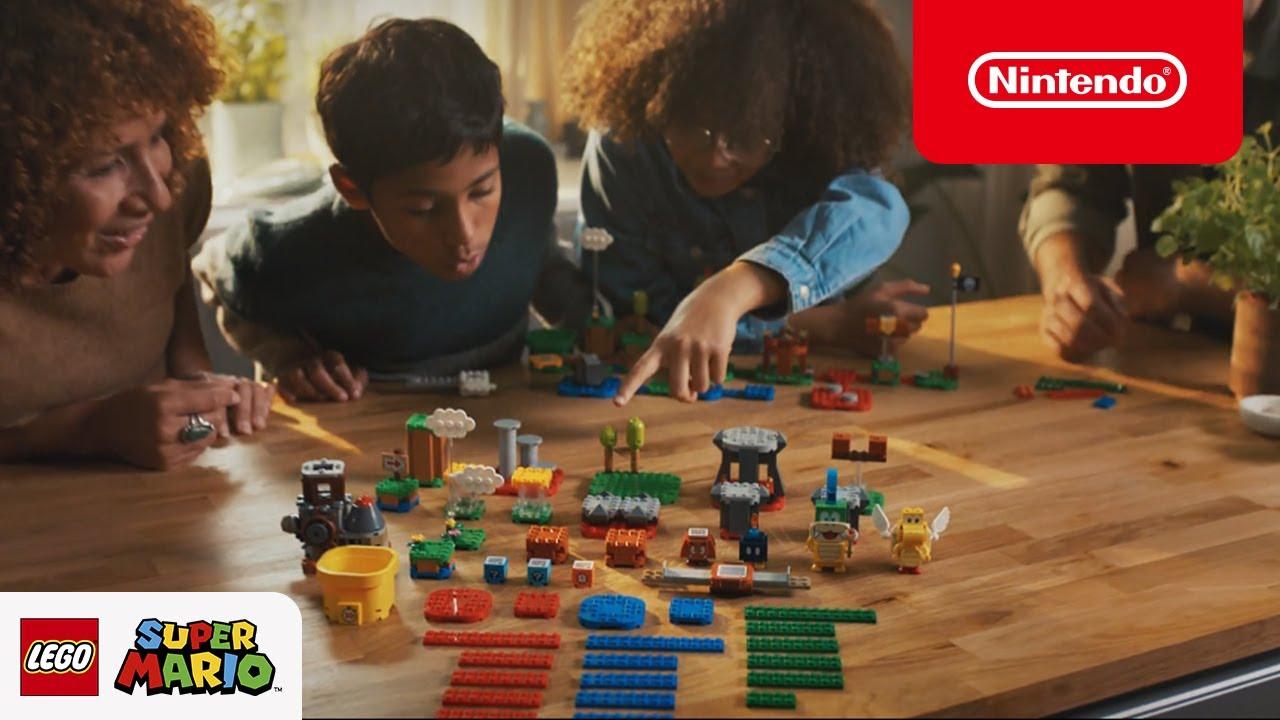 Nintendo - NEW LEGO Super Mario Master Your Adventure Maker Set