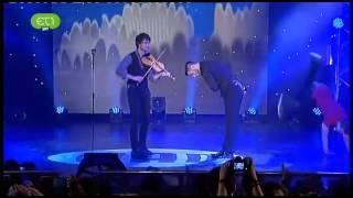 Alexander Rybak feat. Kostas Martakis - Faitytale (LIVE AT GREEK FINAL | EUROVISION 2013 GREECE)