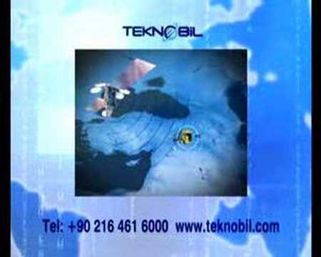 Teknobil Mühendislik SVTS Thuraya GmPRS TV Reklamı