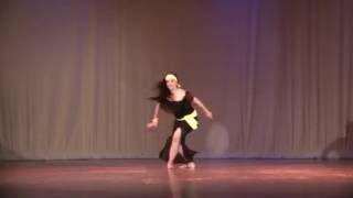 Karen Zaragoza Bellydance 2016 / Baladi Ya Wad/ Gala Show con Aida Bogomolova