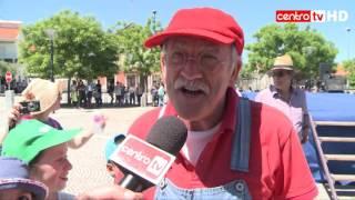 Avô Cantigas animou Dia da Criança na aldeia de Vergílio Ferreira