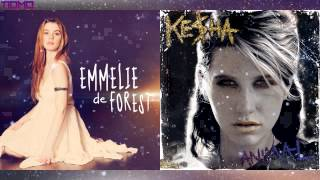 Emmelie De Forest vs. K - Only Teardrops (A Mashup) T10MO
