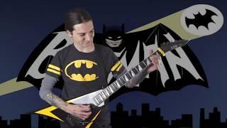 Batman 1966 Meets Metal