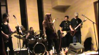 """Red Envy """"Say What You Will"""" (Fastway Cover)"""