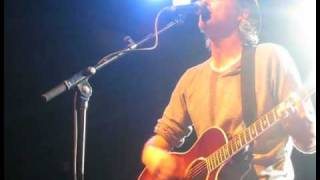 Fran Healy - ...Baby One More Time (Live in Toronto, 26 November 2010)