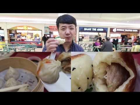 AMAZING Dumplings & Soup Dumplings in Vancouver Food Court